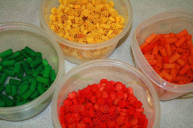 Macaroni bowls